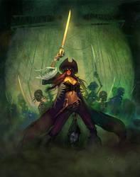 Pirates by DevBurmak