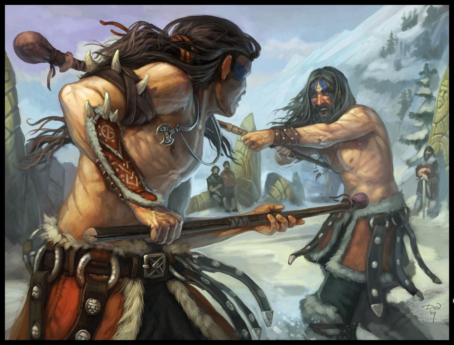 Warriors of the North by DevBurmak