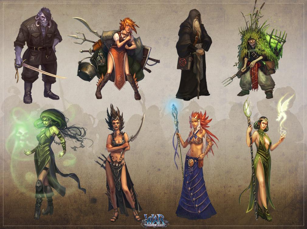 Character And Npc Design : Npc for war by devburmak on deviantart