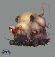 WAR.RU - Rat Queen by DevBurmak
