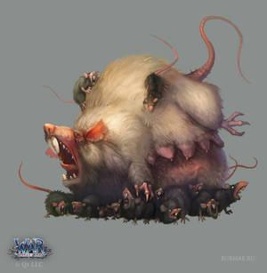 WAR.RU - Rat Queen