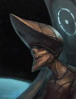 alien by DevBurmak