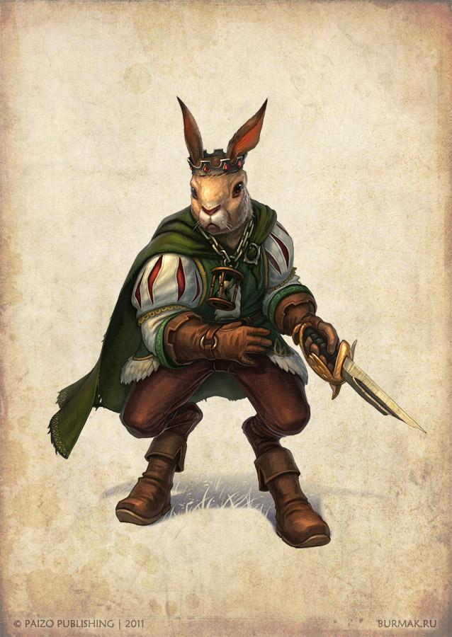 Rabbit Prince by DevBurmak
