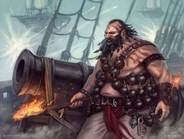 Cannoneer by DevBurmak