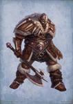 Paizo char - Raider