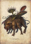 Paizo monster - Sythnigot Pig