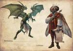 Bestiary 3 monsters