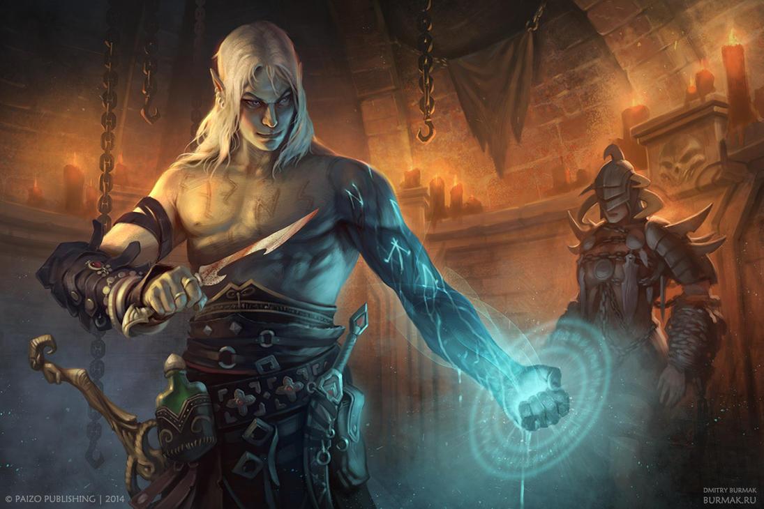 Dark ritual by DevBurmak