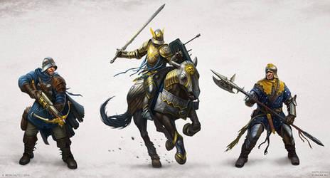 Warlords: Art of War - Order by DevBurmak