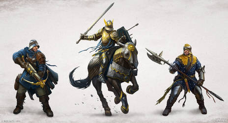 Warlords: Art of War - Order