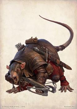 Ratfolk Whiskifiss