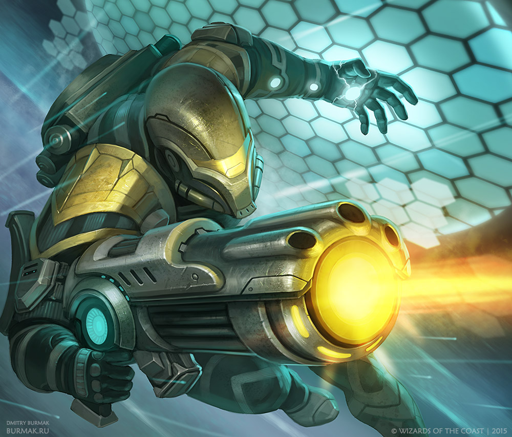 Trigaroid Aqua Spy by DevBurmak