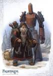 Frostgrave Enchanter