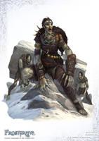 The Ghoul King by DevBurmak