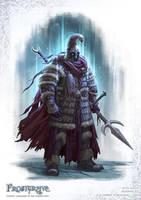 Wraith Knight by DevBurmak