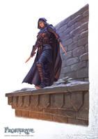 Frostgrave: Assassin by DevBurmak