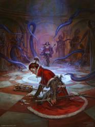 Frostgrave - The Maze of Malcor by DevBurmak