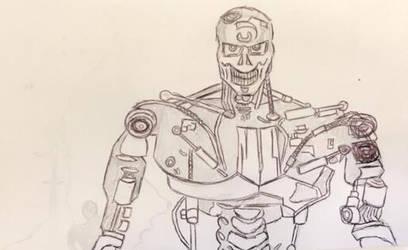 Terminator by Wild74Bill