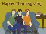 Upheaval Thanksgiving