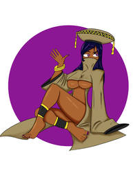 Ritual Character by Hutzil