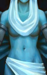 WoW Avatar: Spirit Healer by p3p574r