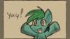 Yay by oak-tail