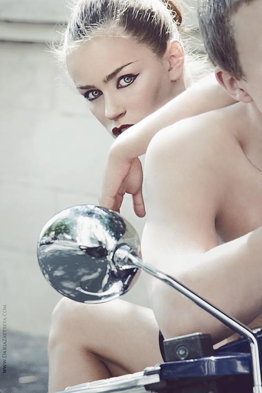 Ksenia Tsaregorotseva 02 by daria-zaytseva