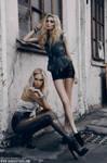 The Tailor Shop VI by Daria Zaytseva