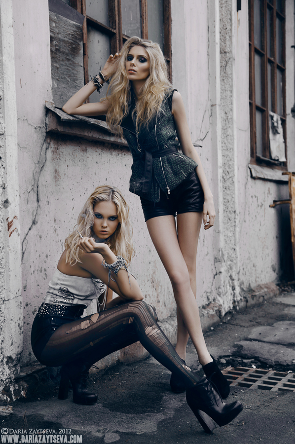 The Tailor Shop VI by Daria Zaytseva by daria-zaytseva