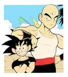 Goku and Ten