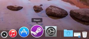 Steam icon for Yosemite