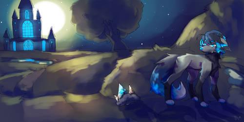 The blue kingdom