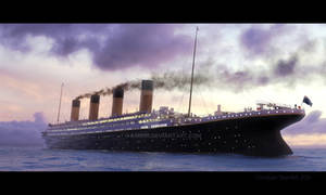 Titanic - Inte The Sunset