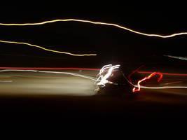Blurry in the night by fukm