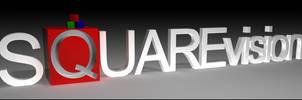 Square Vision Test Logo by fukm
