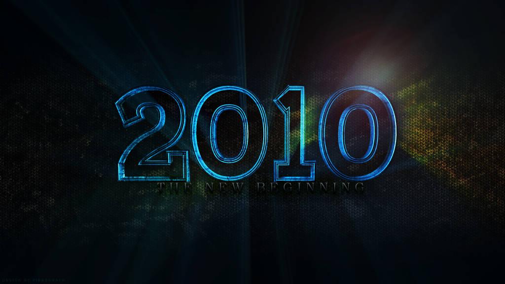 2010 The New Beginning by fukm