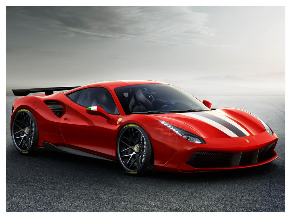 Ferrari 488 Gtb Speciale By Yousufmahomed On Deviantart