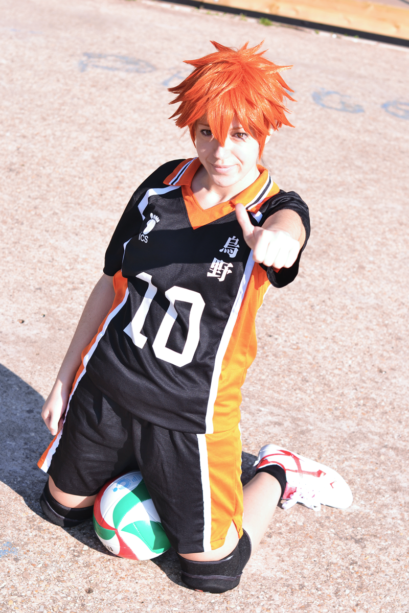 SGCafe Anime, Manga, Cosplay, J-Pop News: Louis Kurihara ...  Seto Hinata Costume