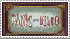 Panic at the Disco 2 by MorbidPirate-Stamps