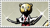 Afro Samurai: 1 of 3 by MorbidPirate-Stamps