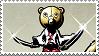 Afro Samurai: 1 of 3 by MorbidPirate-Stamps