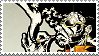 Afro Samurai: 2 of 3 by MorbidPirate-Stamps