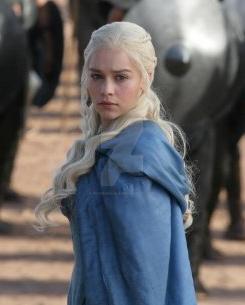 Khaleesi by RedHeadAllie