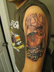 country boy tattoo