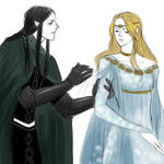 Maeglin and Idril