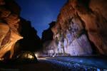 Deep inside the Wadi