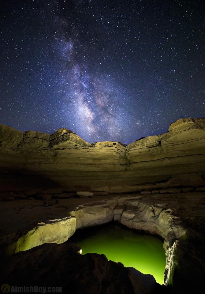 The Milky-Gev Galaxy by AimishBoy