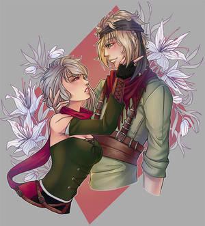 Zoja i Amin