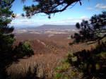 Massanutten Peak from Brown Mountain by Trail-er