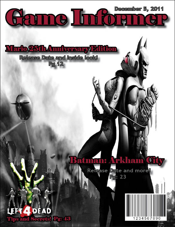 Game Informer Magazine ( November 2012 ) Beyond: Two Souls